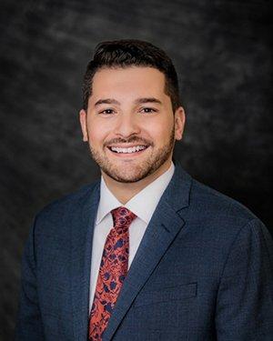 Associate Attorney Brandon Dinetz